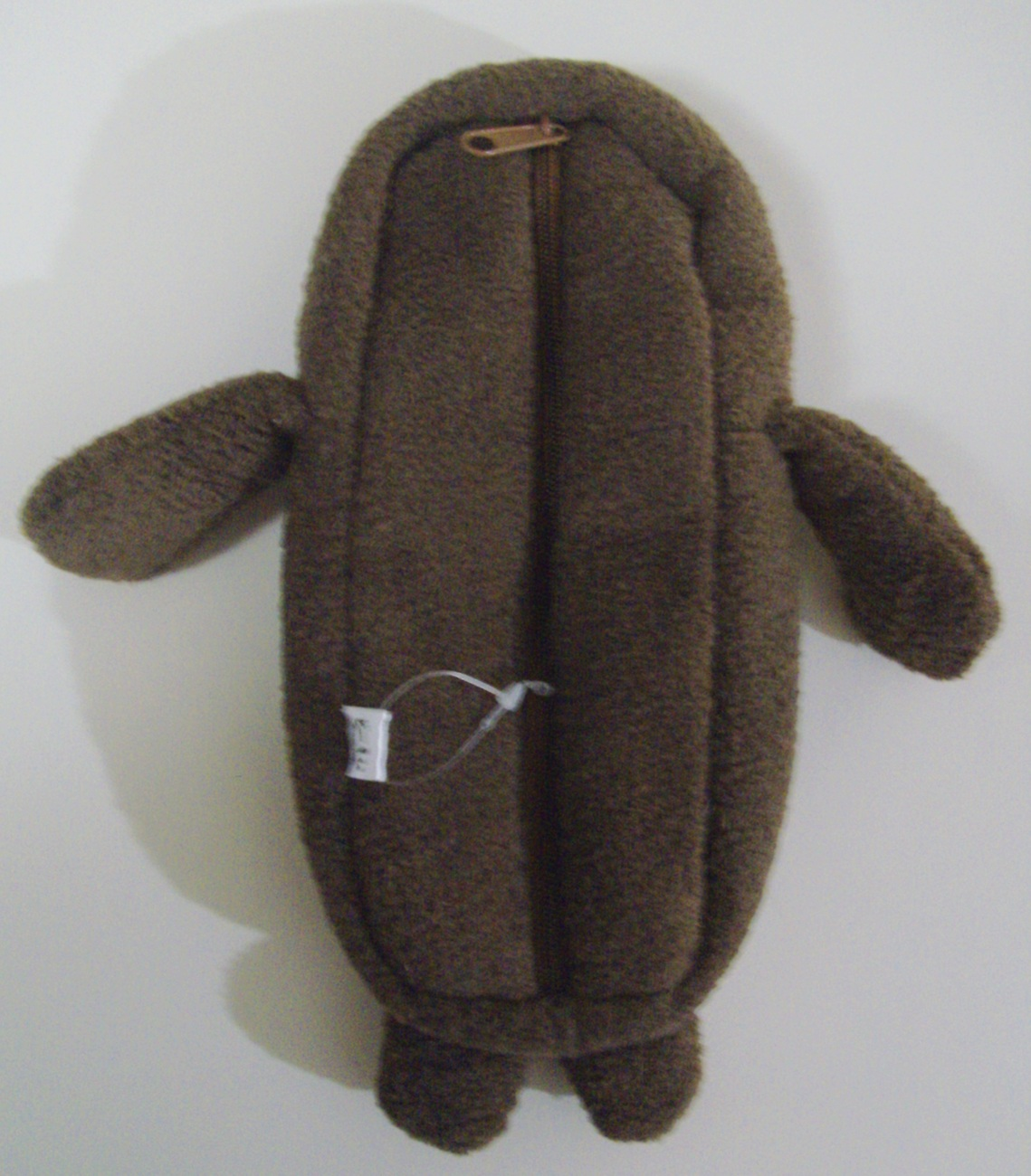 Domo plush coin bag, purse, handbag, cell phone holder case - New w/o tags