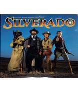Silverado  --  Movie Soundtrack   LP - $9.00
