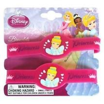 Cinderella Dreamland Pink Plastic Bracelets Birthday Favor 2 Ct Party Supplies - $1.93