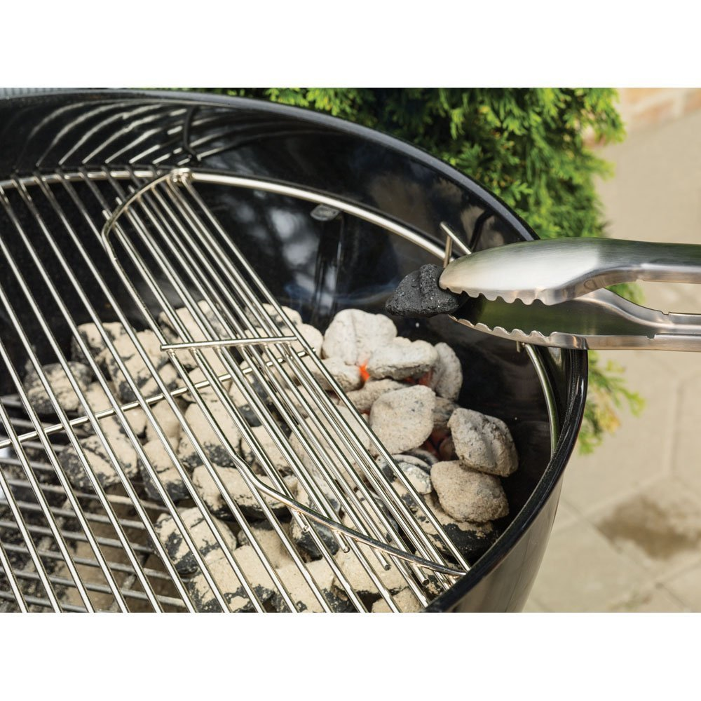 Weber Charcoal BBQ Grill Barbeque Outdoor Cooking Camping Backyard Patio Kettle