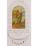 Holy Water Font - St. Jude - $16.95