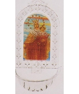 Holy Water Font - Our Lady of Mount Carmel - $16.95
