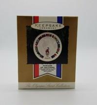 "Hallmark Keepsake Ornament ""Parade of Nations"" The Olympic Spirit Collec... - $14.73"