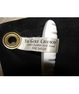 Luxury Leather Golf Towel - Chamois Clean and dry your clubs correctly - $2.86