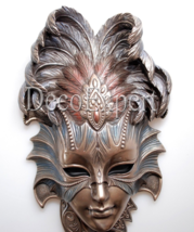 Owl Venetian Mask Wall decor Great Gift * Free Shipping Everywhere - $107.91