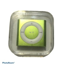 Factory Sealed Apple iPod Shuffle 4th Generation lime Green (2GB) Disco... - $280.50
