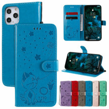 For iPhone 12 Pro Max 6s 7 8 11 Pro Max Leather Magnetic Flip Case cover - $56.87