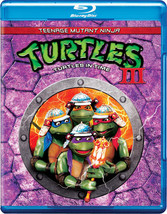 Teenage Mutant Ninja Turtles 3 (Blu-Ray)