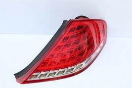 08-10 BMW E64 M6 650i LCI Outer LED Taillight Combo Lamp Passenger Right RH image 2