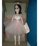 Madame Alexander Doll 1652 Elise Ballerina  Vintage USA Rhinestones and ... - $38.99