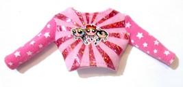 2000 Barbie Special Edition The Powerpuff Girls Mattel 29829 Shirt Only,... - $3.95