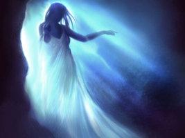 HAUNTED CUSTOM DIRECT BINDING OF SPIRIT OF CHOICE MAGICK 97 yr ALBINA CASSIA4 - $110.00