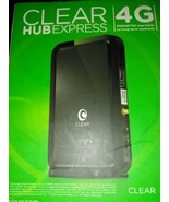 CLEAR HUB EXPRESS GTK-RSU131 4G WIFI MODEM WIRELESS ROUTER - $18.80