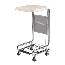 Drive Medical Hamper Stand with Poly Coated Steel - $120.50