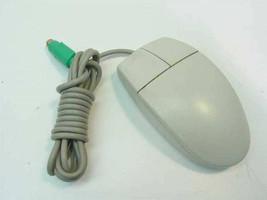 Vintage Logitech 2 Button PS/2 Mouse M-S34, Fcc Id: DZL211029, Beige - $160,06 MXN