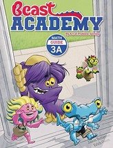 Beast Academy Math 3A Guide and Practice Bundle 2-Book Set [Paperback] J... - $12.07