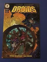 Star Wars: Droids #1 (Apr 1995, Dark Horse) Windham, Gibson, Plunkett - $2.60
