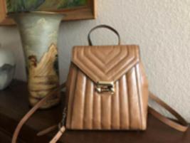 Michael Kors Whitney Medium Backpack Acorn $358 - $169.00