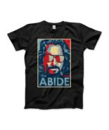 Big Lebowski Abide, Hope Style The Dude T-Shirt - $19.75+