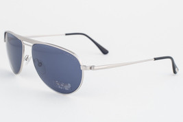 Tom Ford William Silver / Blue Sunglasses TF207 17V - $322.42