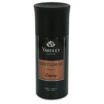 Yardley Gentleman Legacy by Yardley London Deodorant Body Spray 5 oz for... - $16.95