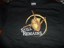 STILL REMAINS - 2005 Stabbed Heart T-shirt ~Never Worn~ M XL - $14.00