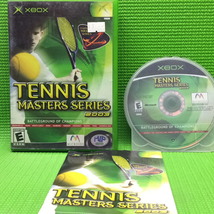 Tennis Masters Series 2003 - Microsoft Xbox | Disc Plus - $3.00