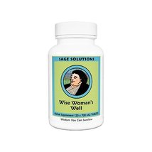Sage Sol. Wise Women's Well 120 tabs by Sage Solutions by Kan - $30.65