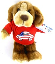 AAA Friends by Toys R Us Stuffed Dog Plush NOS New with Tags 2002 Geoffr... - $13.85