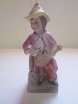 VINTAGE LEGO PORCELAIN FIGURINE MANDOLIN PLAYER #3798 - $9.99