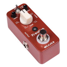 Mooer TresCab Speaker Cab Simulator Micro Guitar Effects Pedal - $59.50