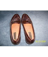 Snakeskin loafers thumbtall