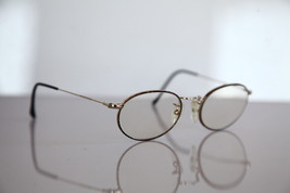 ESSILOR Eyewear, Gold, Multi-color Frame,  RX-Able Prescription Lenses. - $17.33