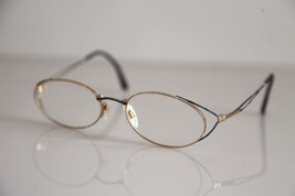 RODENSTOCK Eyewear, Gold, Blue Frame,  RX-Able Prescription lens. - $24.75