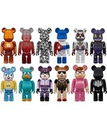 Medicom Toy Be@rbrick BEARBRICK 100% Series 26 1 Figure Random Pick from... - $19.99