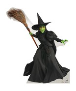 WICKED WITCH WEST WIZARD OF OZ CARDBOARD STANDUP STANDEE CUTOUT LICENSED... - €36,63 EUR