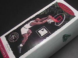 Hallmark Keepsake Ornament 1995 Hoop Stars Shaquille O'Neal Shaq Handcra... - $10.99