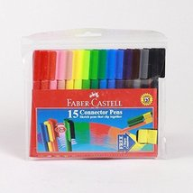 Faber-castell Connector Pens (15) [Office Product] - $6.92