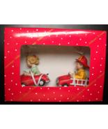 Kurt S Adler Christmas Ornament Dillard's Trimmings Kids Car Fire Engine... - $14.99