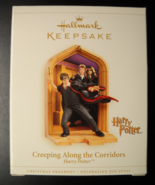 Hallmark Keepsake Christmas Ornament 2006 Harry Potter Creeping Along The Corrid - $39.99