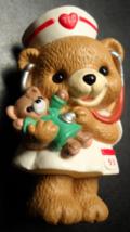 Hallmark Keepsake Christmas Ornament 1993 Caring Nurse A Bear That Cares... - $8.99
