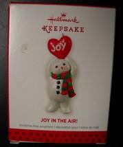 Hallmark Keepsake Christmas Ornament 2013 Joy In The Air Anita Marra Rog... - $5.99