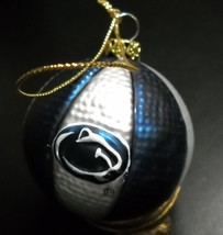 Scottish Christmas Ultimate Sports Ornament Penn State Nittany Lions Blu... - $11.99