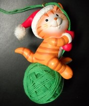 American Greetings Christmas Ornament 2005 Designers' Collection Meowy Christmas - $9.99