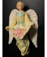 Hallmark Keepsake Christmas Ornament 1997 Spring Collection Joyful Angel... - $6.99