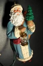 Hallmark Keepsake Christmas Ornament 1991 Father Christmas Magic Light B... - $14.99