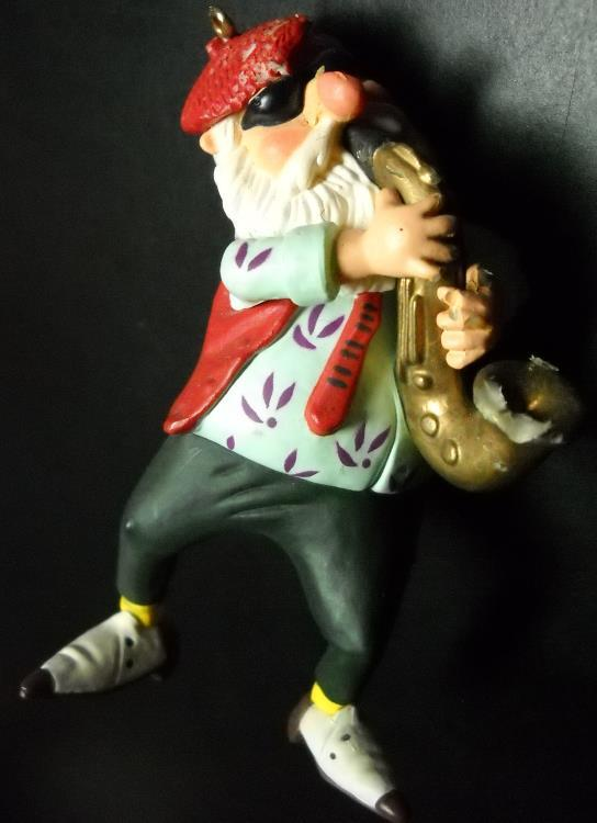 Primary image for Hallmark Keepsake Christmas Ornament 1987 St Louie Nick Pizzazz Collection