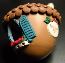 Hallmark Keepsake Christmas Ornament 1994 New Home An Acorn House Boxed - $6.99