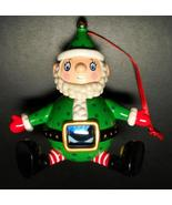 Hallmark Keepsake Christmas Ornament 2002 Naughty Or Nice? Elf Box Shake... - $6.99