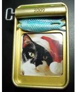 Hallmark Keepsake Christmas Ornament 2009 Tabby Treats Photo Holder Stei... - $12.99